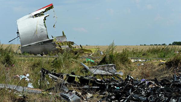 Холандија одбила закључке немачког истражитеља о обарању малезијског авиона изнад Донбаса