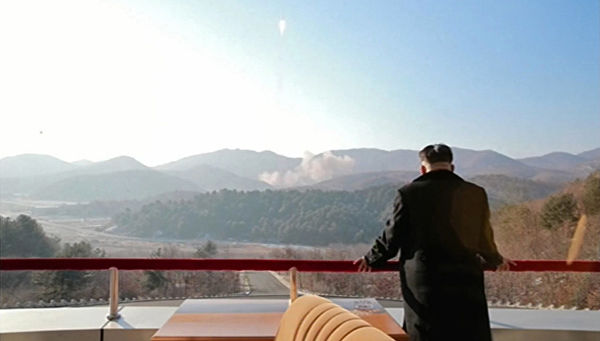 Северна Кореја извела пробу новог ракетног система