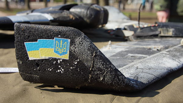 Народна војска ДНР-а оборила украјински дрон