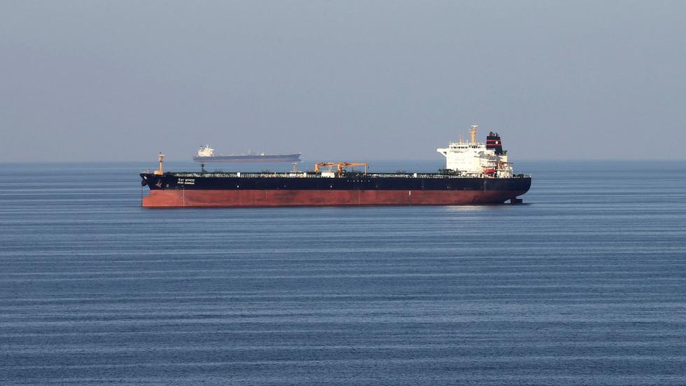 РТ: Иран запленио танкер у Персијском заливу