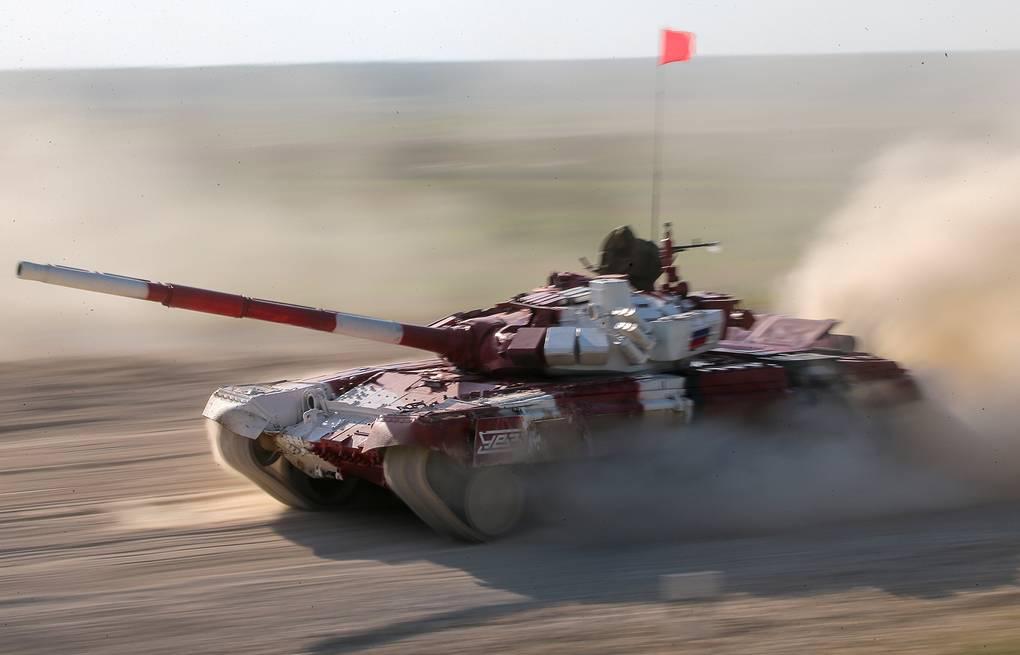 Polufinale tenkovskog biatlona - Srbija, Kina, Kazahstan i Azarbejdžan