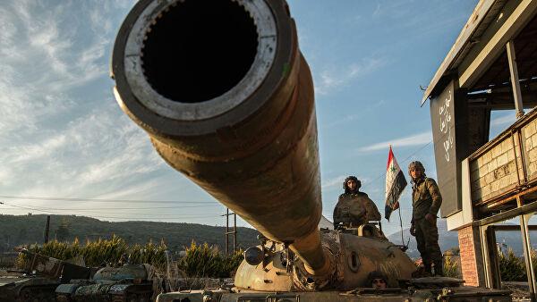 Сиријска војска ослободила неколико насеља на југу Идлиба