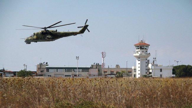 Рускве ПВО снаге одбиле напад терориста на базу Хмеимим у Сирији