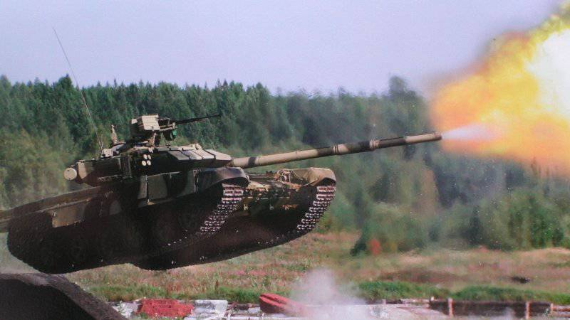 Тенковски биатлон: Русија, Венецуела, Монголија и Белорусија