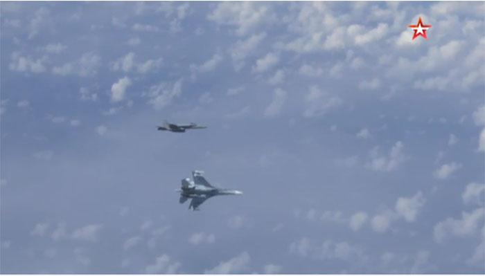 NATO lovac pokušao da se približi avionu Sergeja Šojgua iznad Baltika