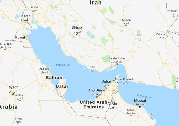 """""""Ираку и заливским земљама није потребна помоћ страних сила да би се осигурала пловидба у Персијском заливу"""""""