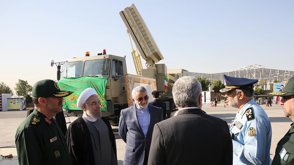 РТ: Иран представио ПВО систем домета 200 км