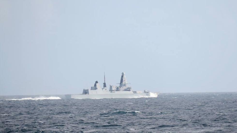 РТ: Лондон послао трећи ратни брод као појачање антииранској армади САД-а у Персијском заливу