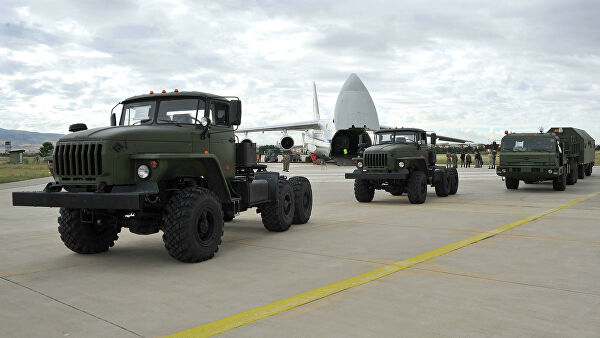 Наставља се испорука ПВО система Турској
