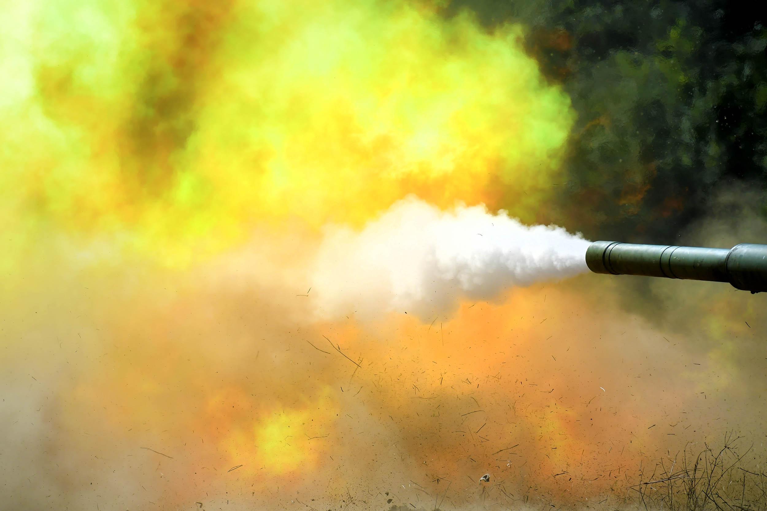 На полигону Никинци извршена конструкторска испитивања наоружања и средстава