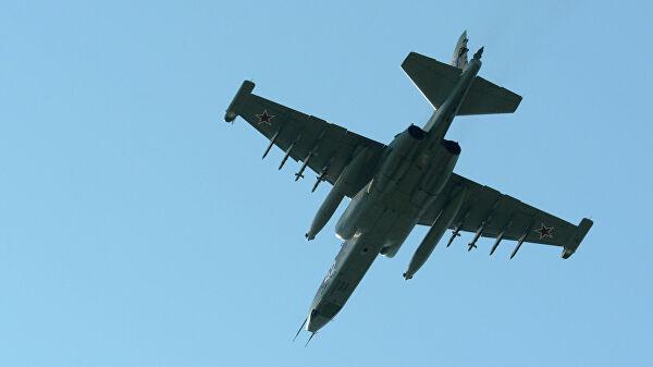 У Ставропољском крају пао авион Су-25УБ