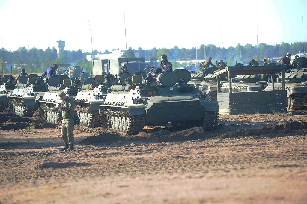 Počela rusko-srbska vojna vežba u Lenjingradskoj oblasti