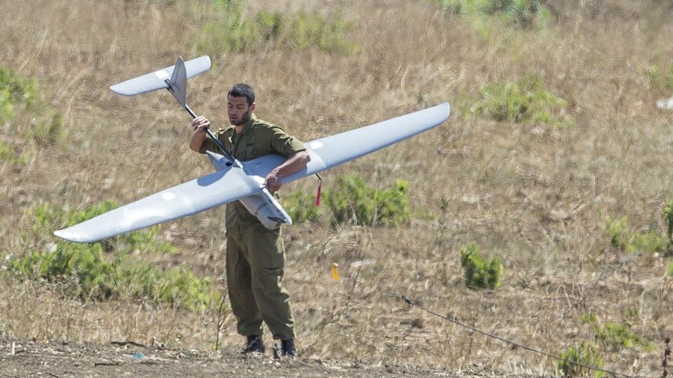 """РТ: Хезболах оборио """"још једaн израелски дрон"""" након што је обећао да више неће толерисати нарушавање ваздушног простора"""