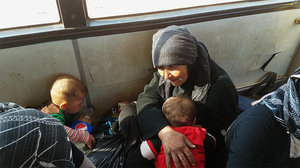 """Избеглице из сиријског избегличког кампа """"Рукбан"""" ће бити евакуисане у наредних 30 дана"""