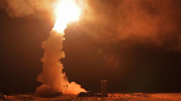 У Сирији тестирани најважнији елементи ПВО система С-500