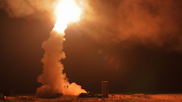 U Siriji testirani najvažniji elementi PVO sistema S-500