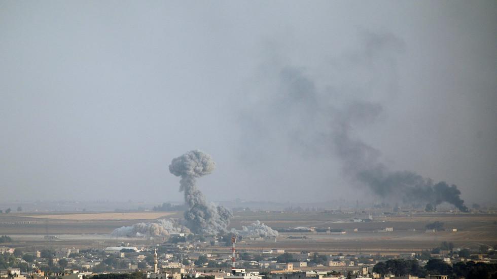 РТ: Америчке снаге се нашле под артиљеријском ватром турских снага у Сирији - Пентагон