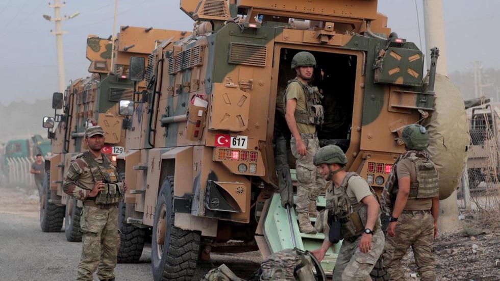 RT: Turska neće zaustaviti operaciju na severu Sirije uprkos pretnjama SAD - Erdogan