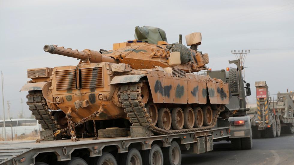 РТ: Немачка обуставила извоз оружја Турској због напада на Сирију