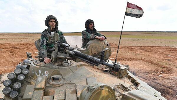 Sirijska vojska otvorila vatru na turske snage