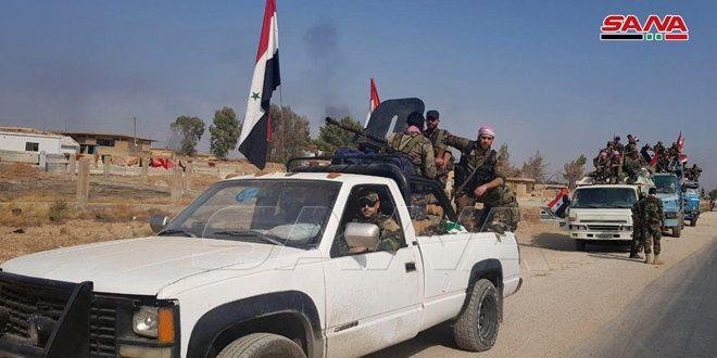 Srijska vojska nastavlja sa raspoređivanjem snaga radi odbrane od agresije Turske - Damask