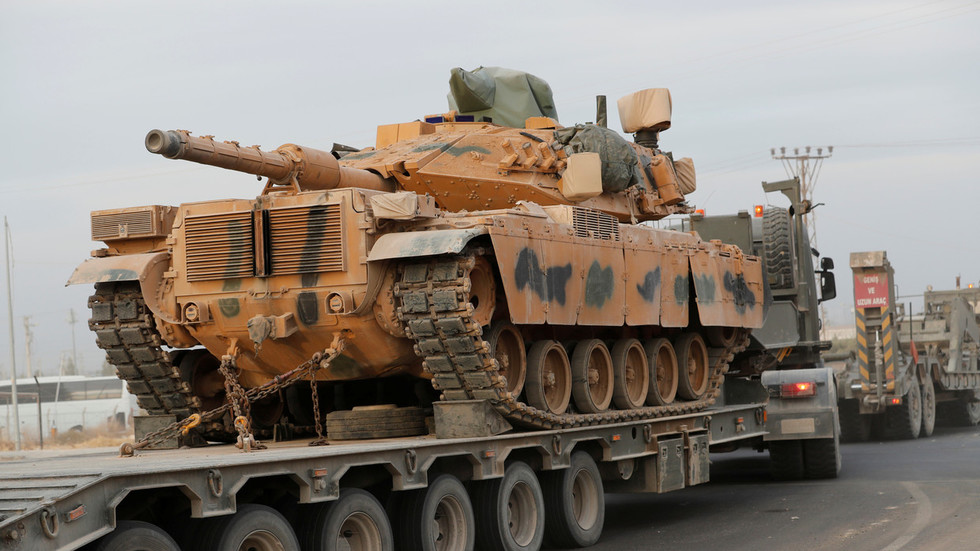 РТ: Турска ће привремено зауставити војну операцију против Курда у Сирији, примирје ће трајати 120 сати