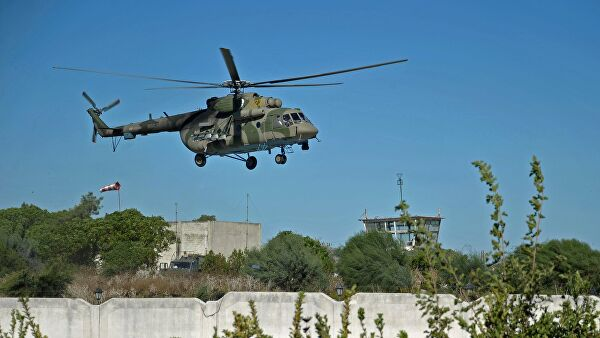 Хеликоптери Ваздушно-космичких снага Русије слетели у напуштену америчку базу