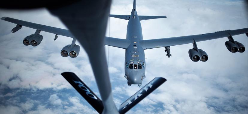 Амерички бомбардер симулирао бомбардовање Крима