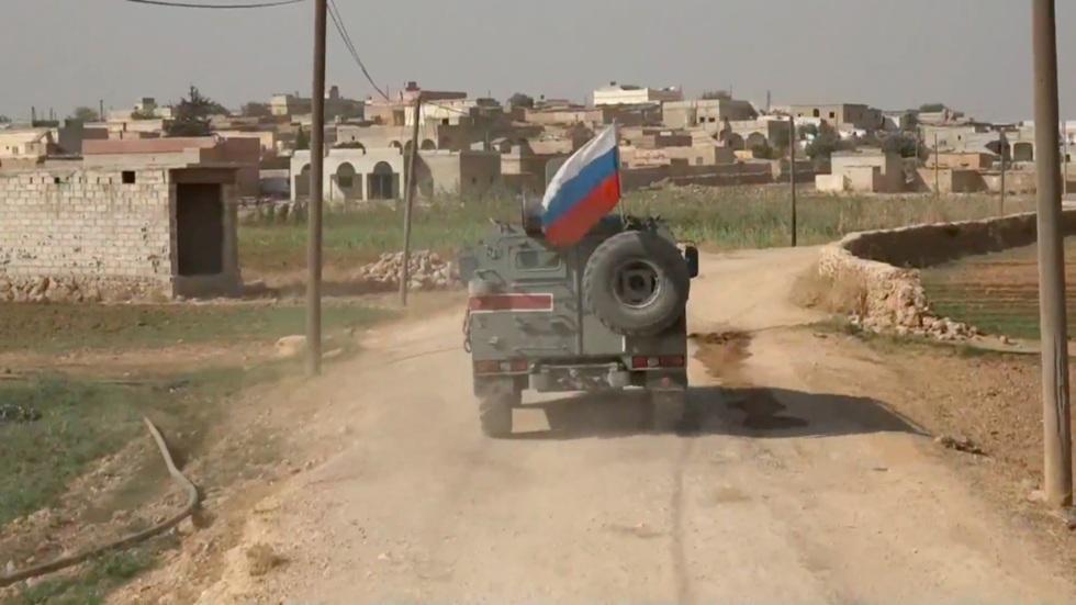 RT: Ruska vojna policija krenula prema sirijsko-turskoj granici po dogovoru Putina i Erdogana