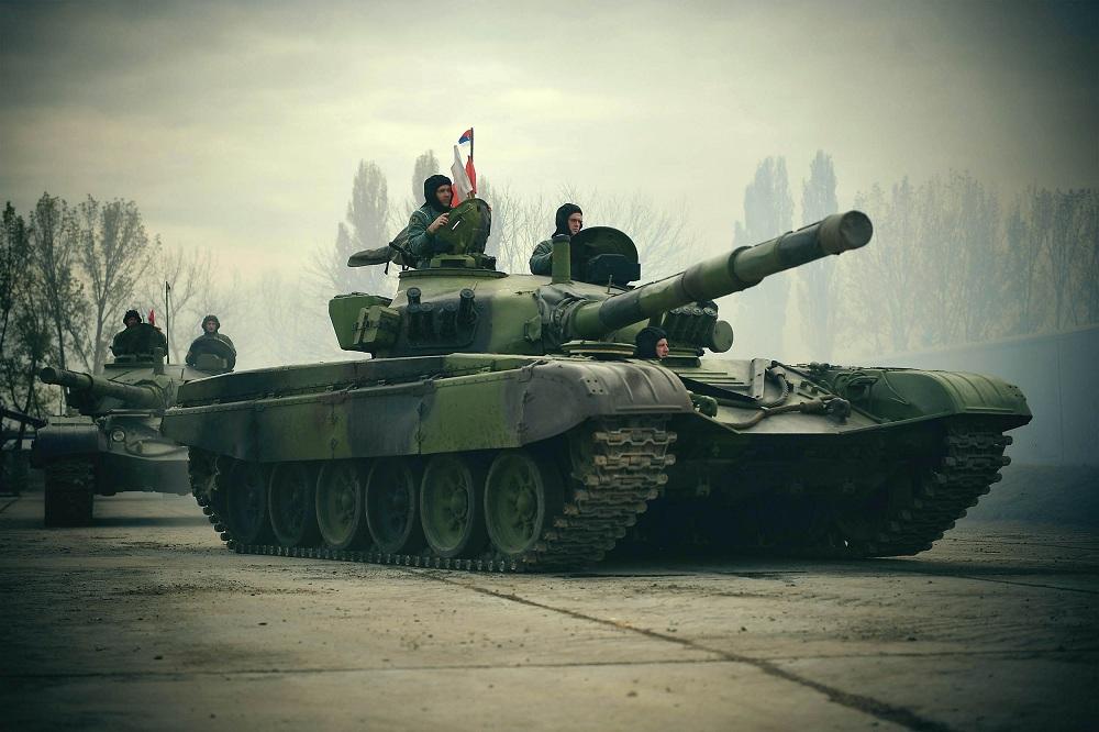 Дан оклопних јединица Војске Србије