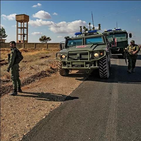 Русија и Турска почеле са заједничким патролирањем у Сирији
