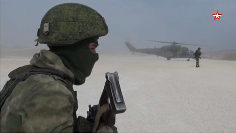 РТ: Руска војска заузела напуштену америчку ваздухопловну базу у Сирији
