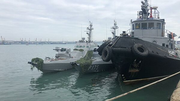 Москва предала Кијеву заплењене бродове