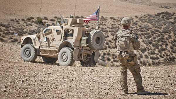 Amerikanci koncentrisali vojnu tehniku u oblasti naftnih polja u Siriji