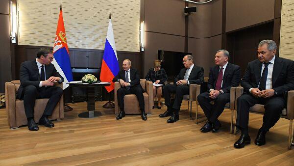 Србија на Путинов савет купила ново руско оружје