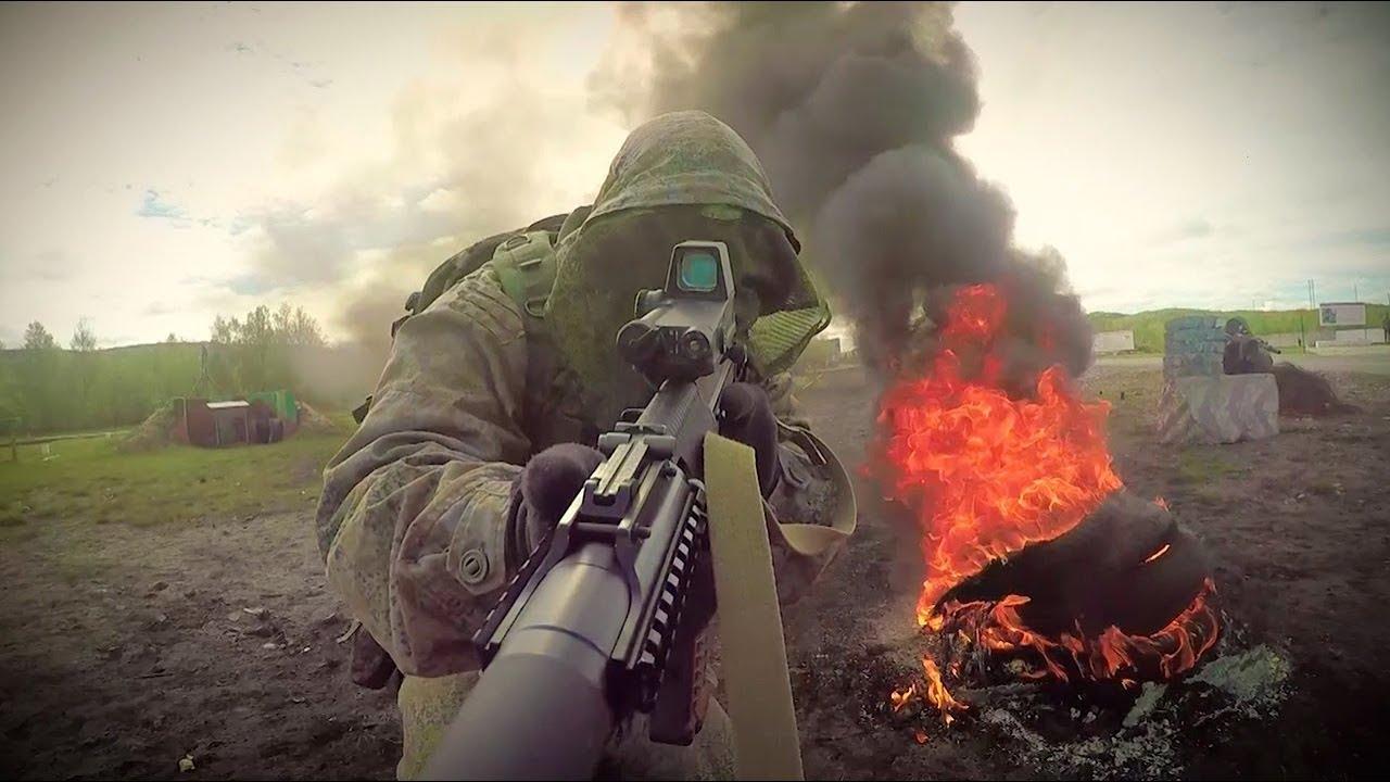 Обука руских специјалних снага