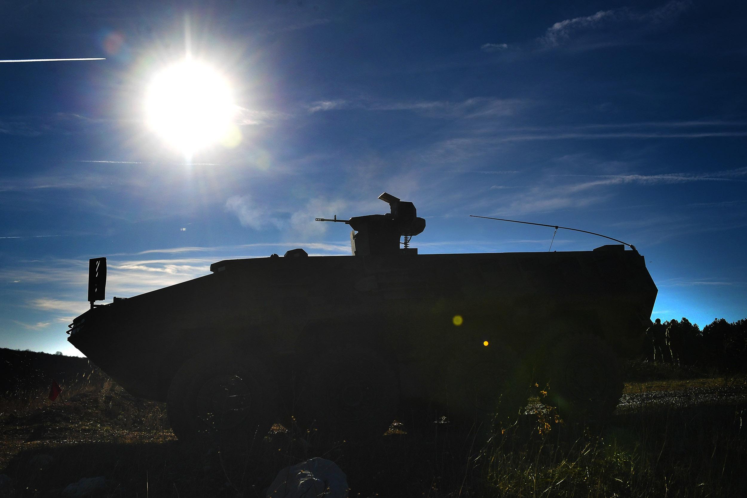 Војска Србије ће наставити са опремањем најсавременијим системима