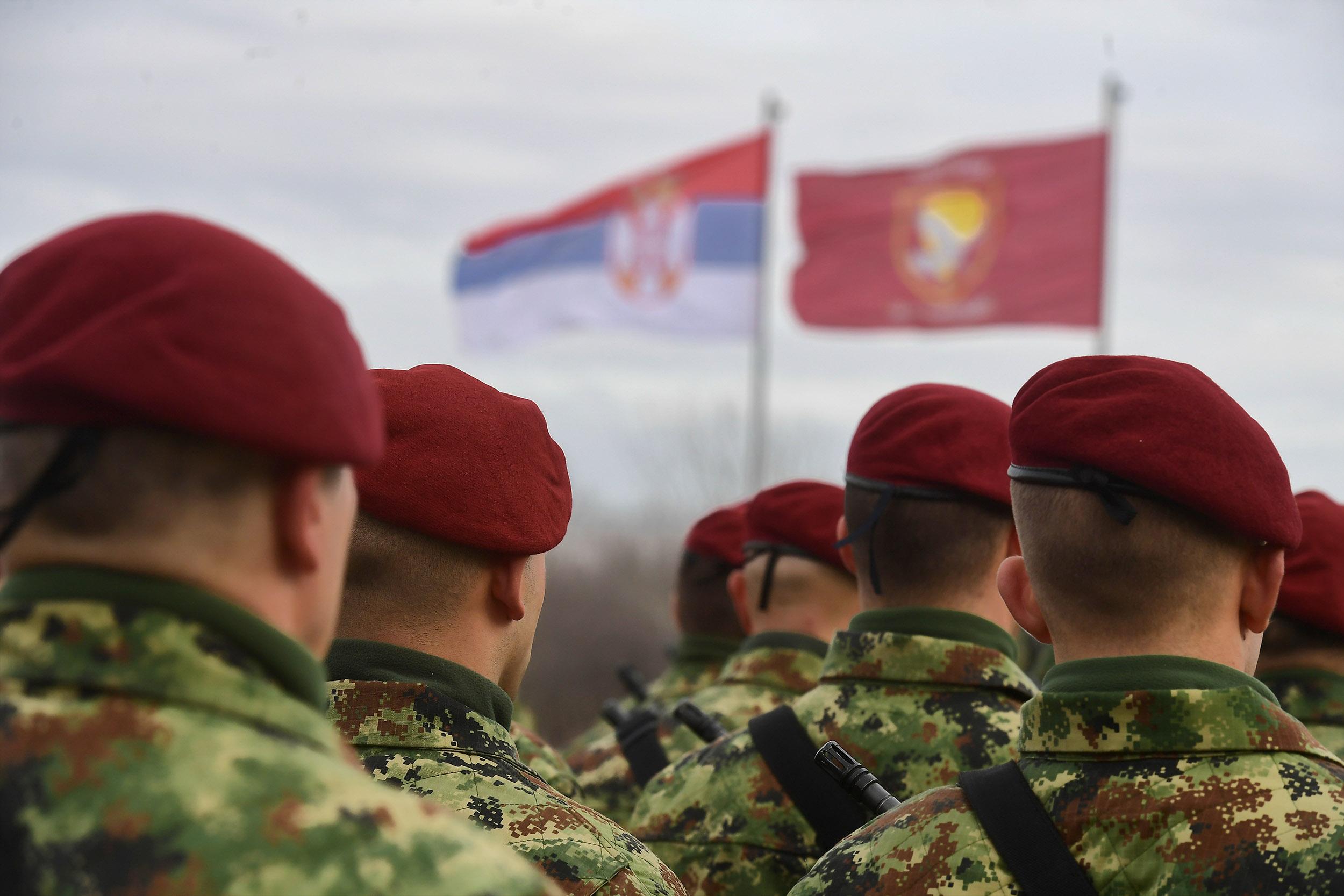 Две елитне јединице – 63. падобранска и 72. за специјалне операције поново бригаде