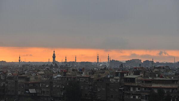Сирија одбила ракетни напад на Дамаск