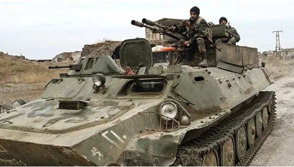 Сиријска војска преузела контролу над стратешки важним градом Џарџаназ