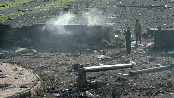 Иран признао да је грешком оборио украјински авион