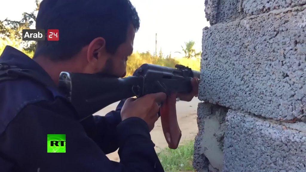 Turske snage za specijalne operacije stigle u Tripoli