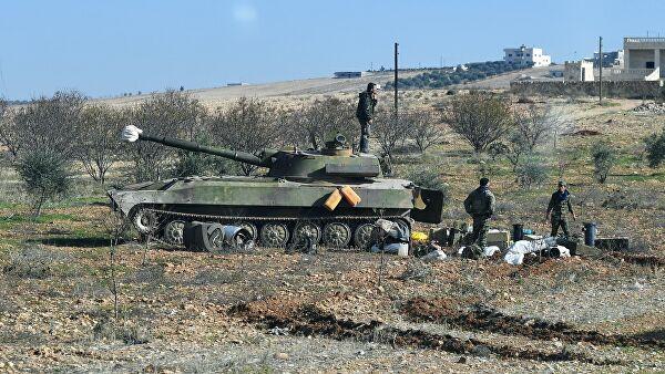 Сиријске војска вратила под своју контролу велики део границе са Турском и Ираком