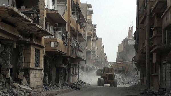 Руски Центар за помирење зараћених страна са сиријском војском организовао три хуманитарна коридора у Сирији