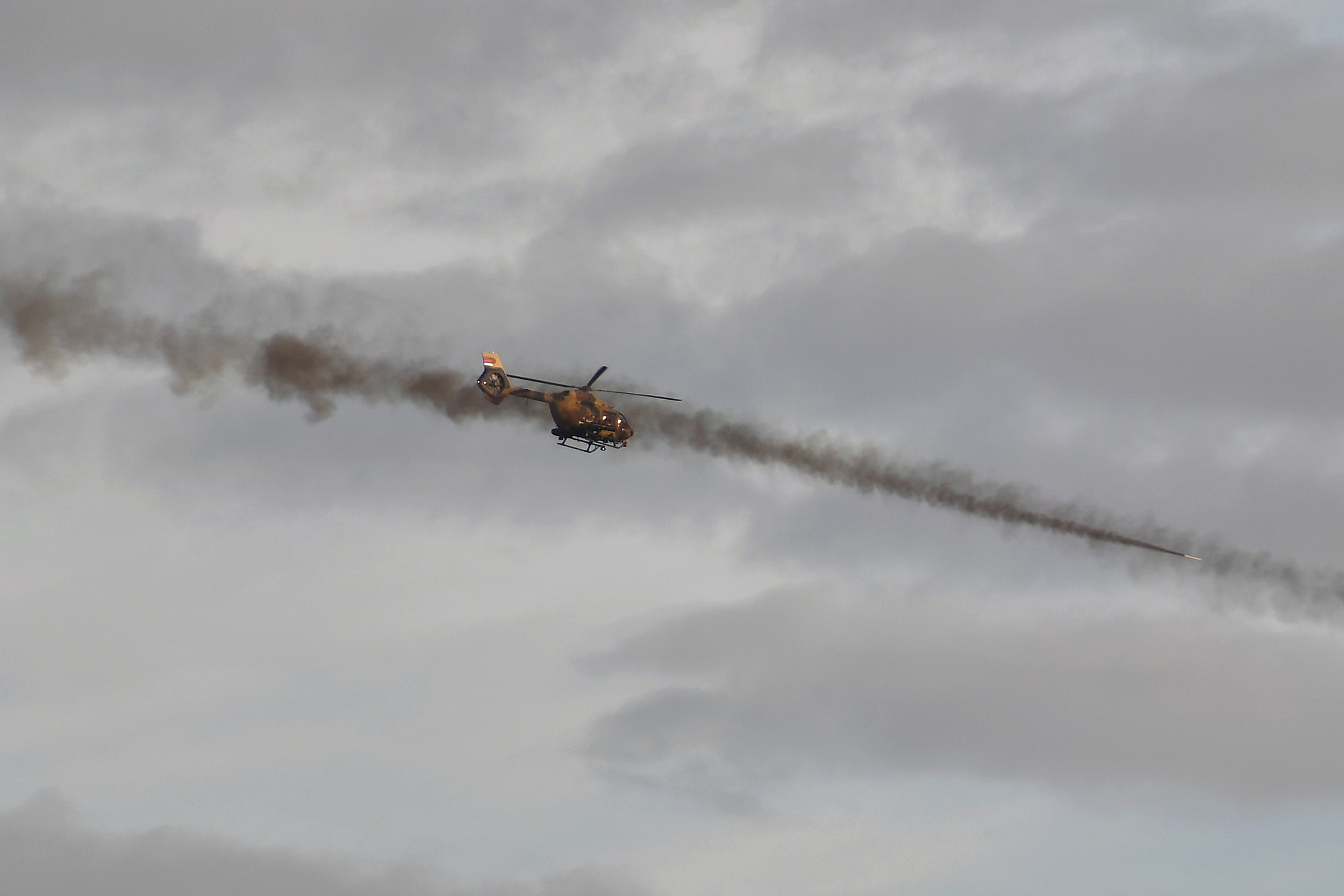 Успешно тестирано србско наоружање на хеликоптеру Х-145
