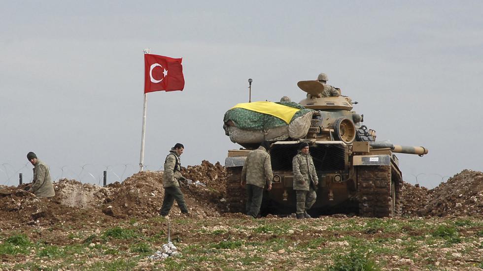 RT: Granatiranje turskog konvoja od strane sirijskih snaga propust Ankare da upozori na njegovo kretanje - ruska vojska