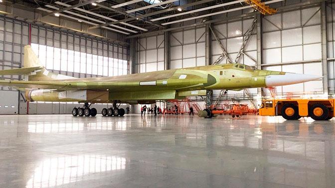 Модернизовани стратешки бомбардер Ту-160М извео први пробни лет