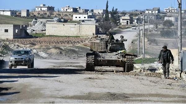 Сиријска војска на осам километара од Идлиба