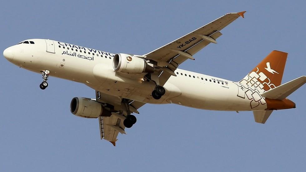 РТ: Израелски напади на Дамаск изложили ризику цивилни авион са 172 путника - Москва