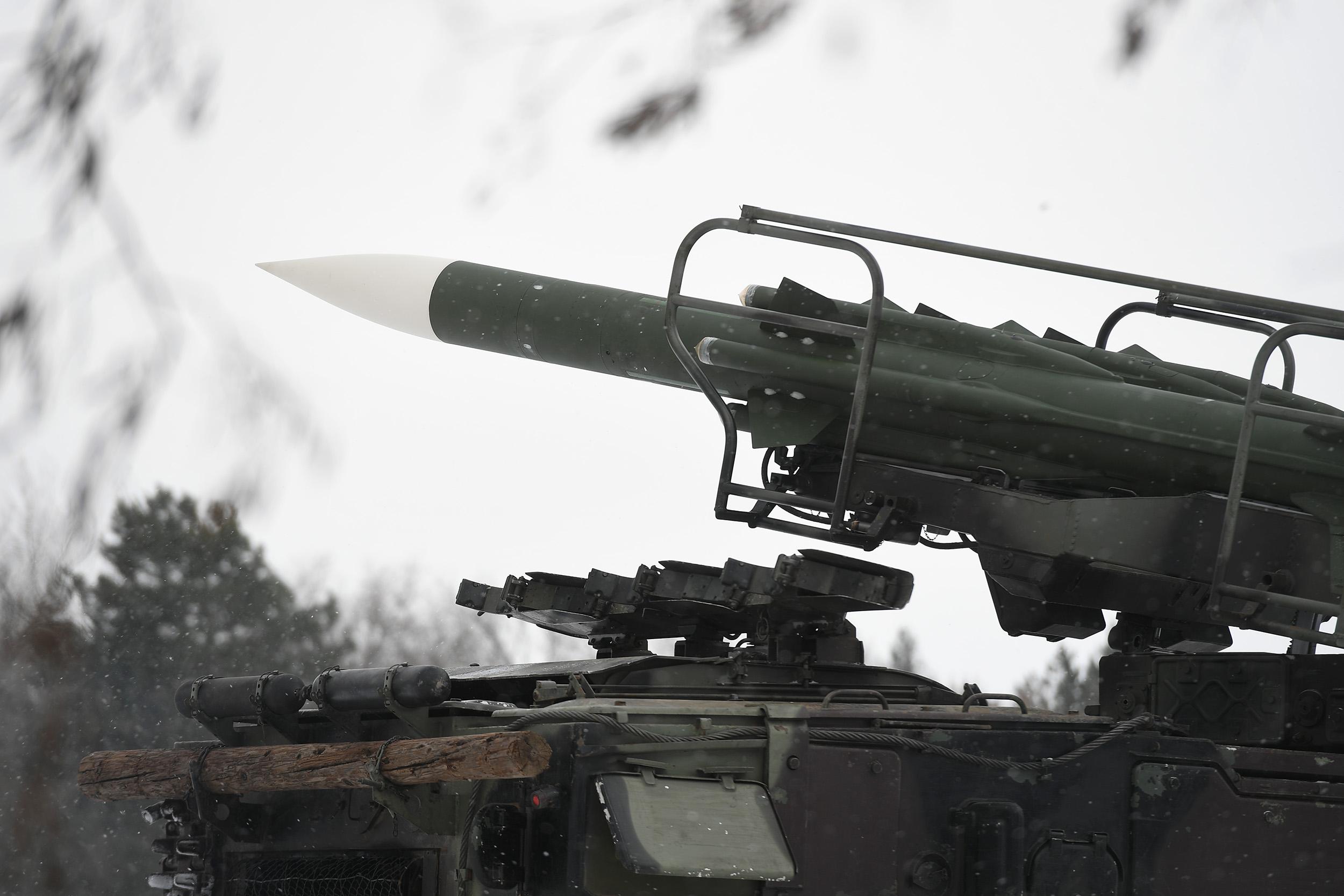 250. raketna brigada i 230. divizion spremni za izvršavanje svojih namenskih zadataka 24 časa